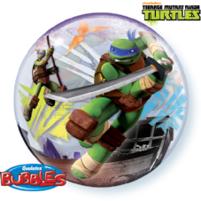 Teenage Mutant Ninja Turtles Bubble Balloon